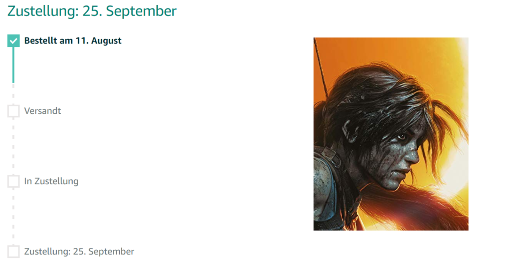 Shadow Of The Tomb Raider Lösungsbuch Verschoben Update 2 Termin